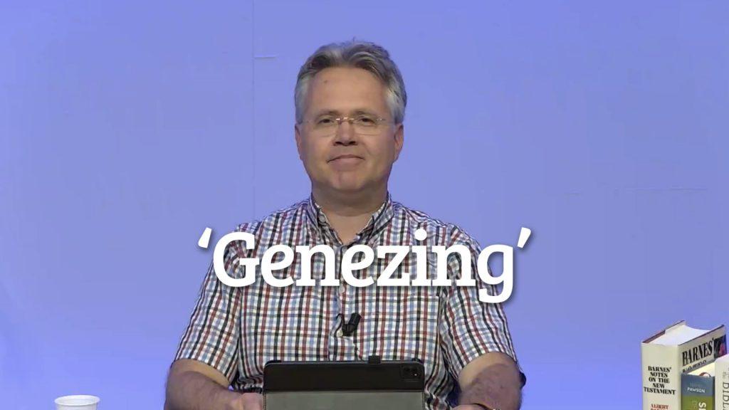 Bijbelstudie Online Genezing
